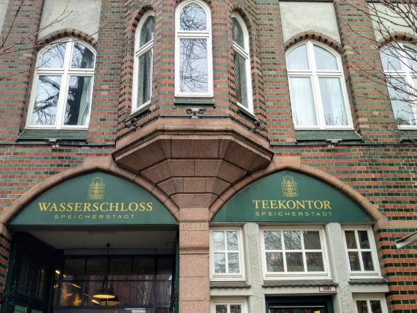 Hamburg Speicherstadt,Teekontor