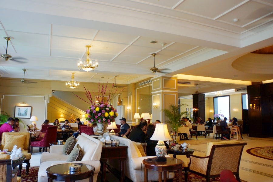 Tea Lounge, Majestic Hotel