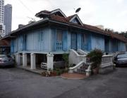 Das blaue Haus in KL